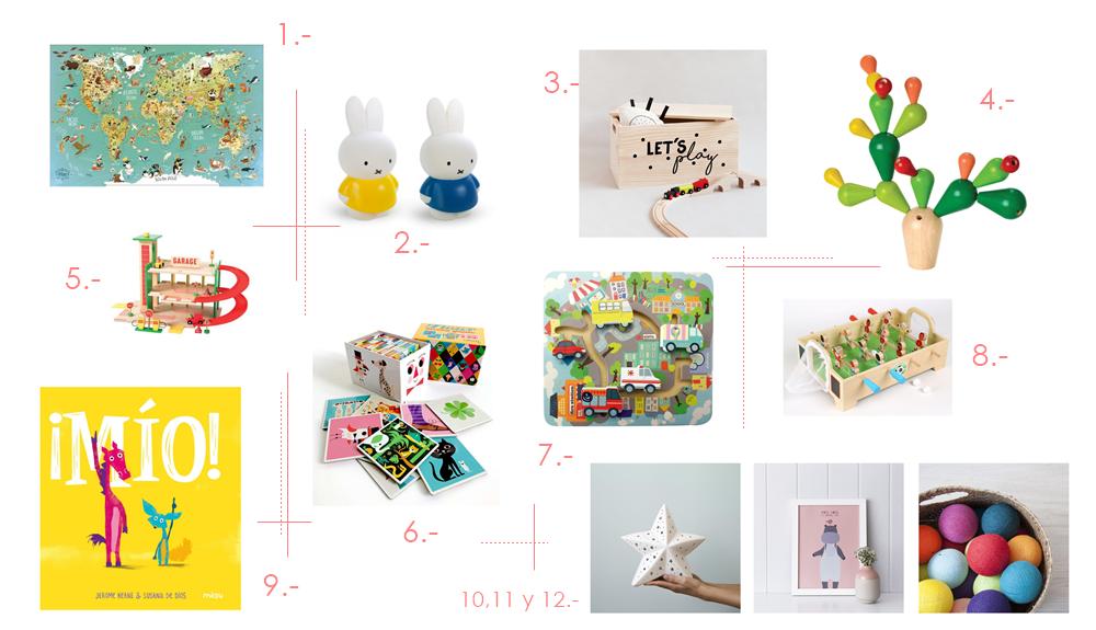ideas regalos niños navidad